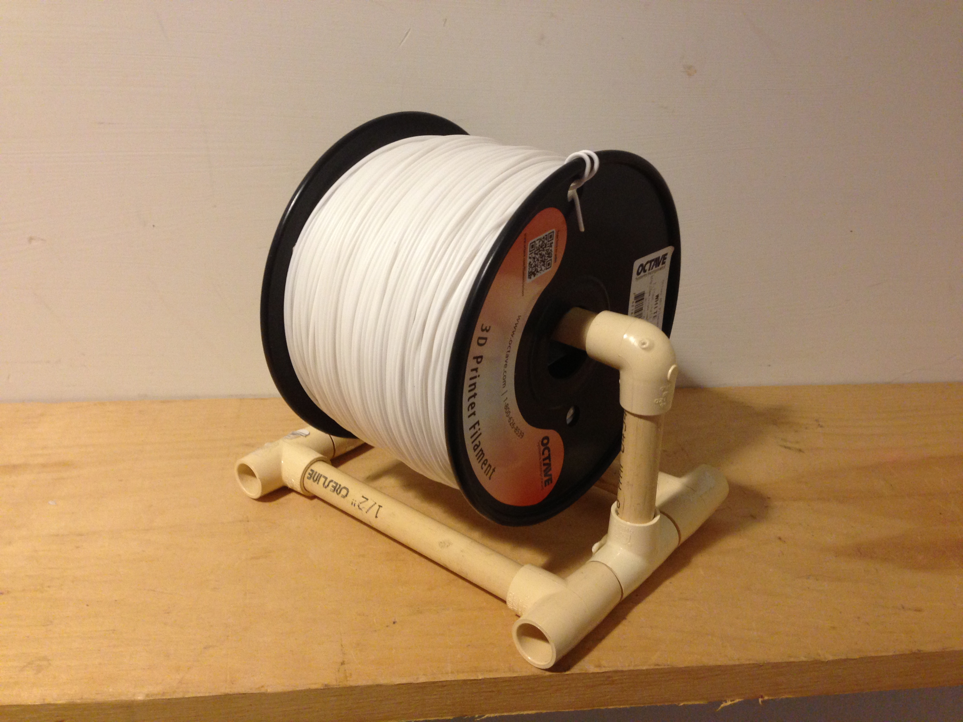 Using Bulk Filament Spools With Cube 3d Printer