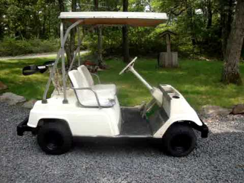 250977624617 also Golf Cart Museum Yamaha together with YamahaG1 in addition 2010 Ezgo 48v Rxv Wiring Diagram besides Watch. on yamaha g2 golf cart