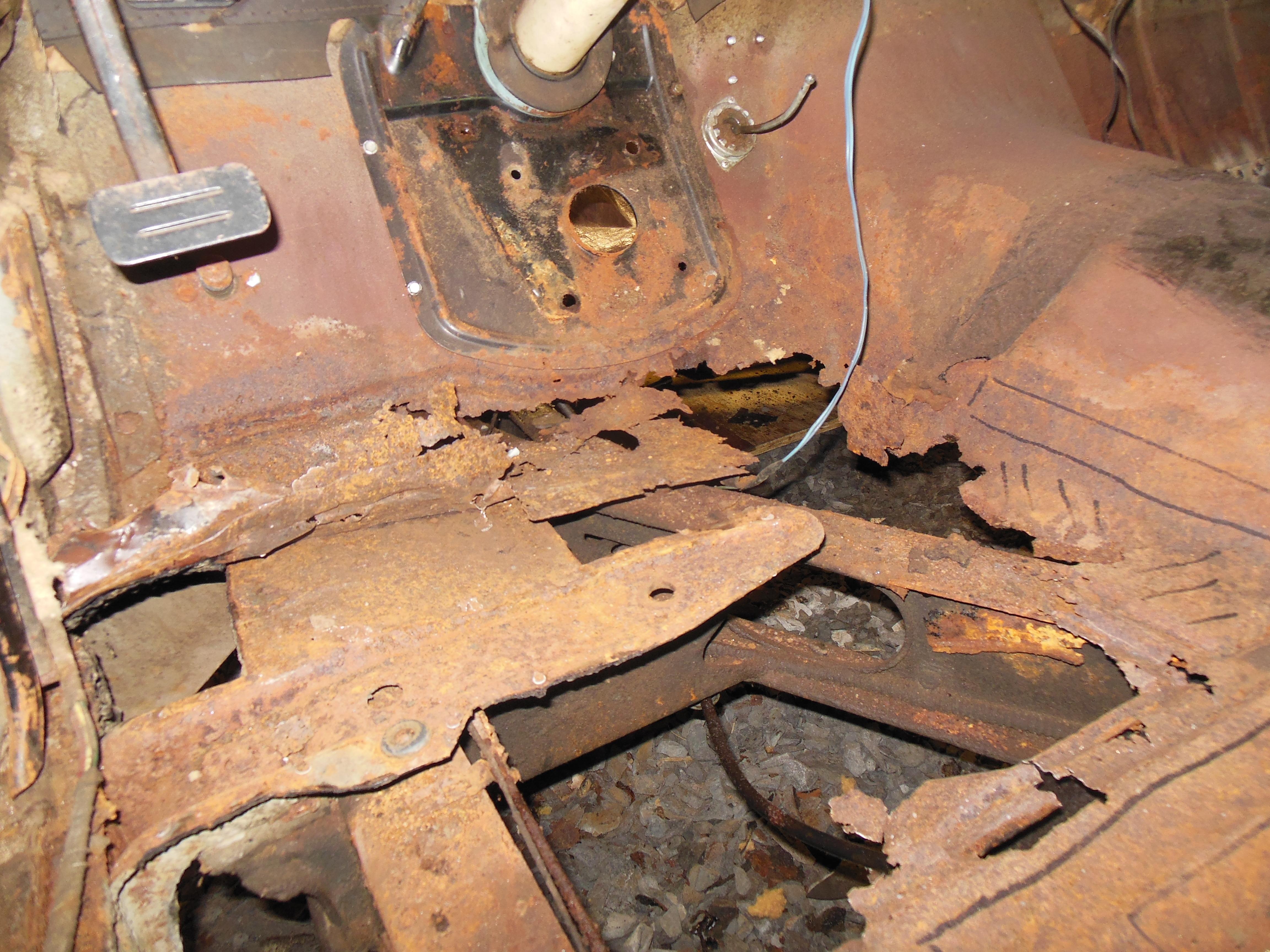 1957 Oldsmobile 88 Restoration Project