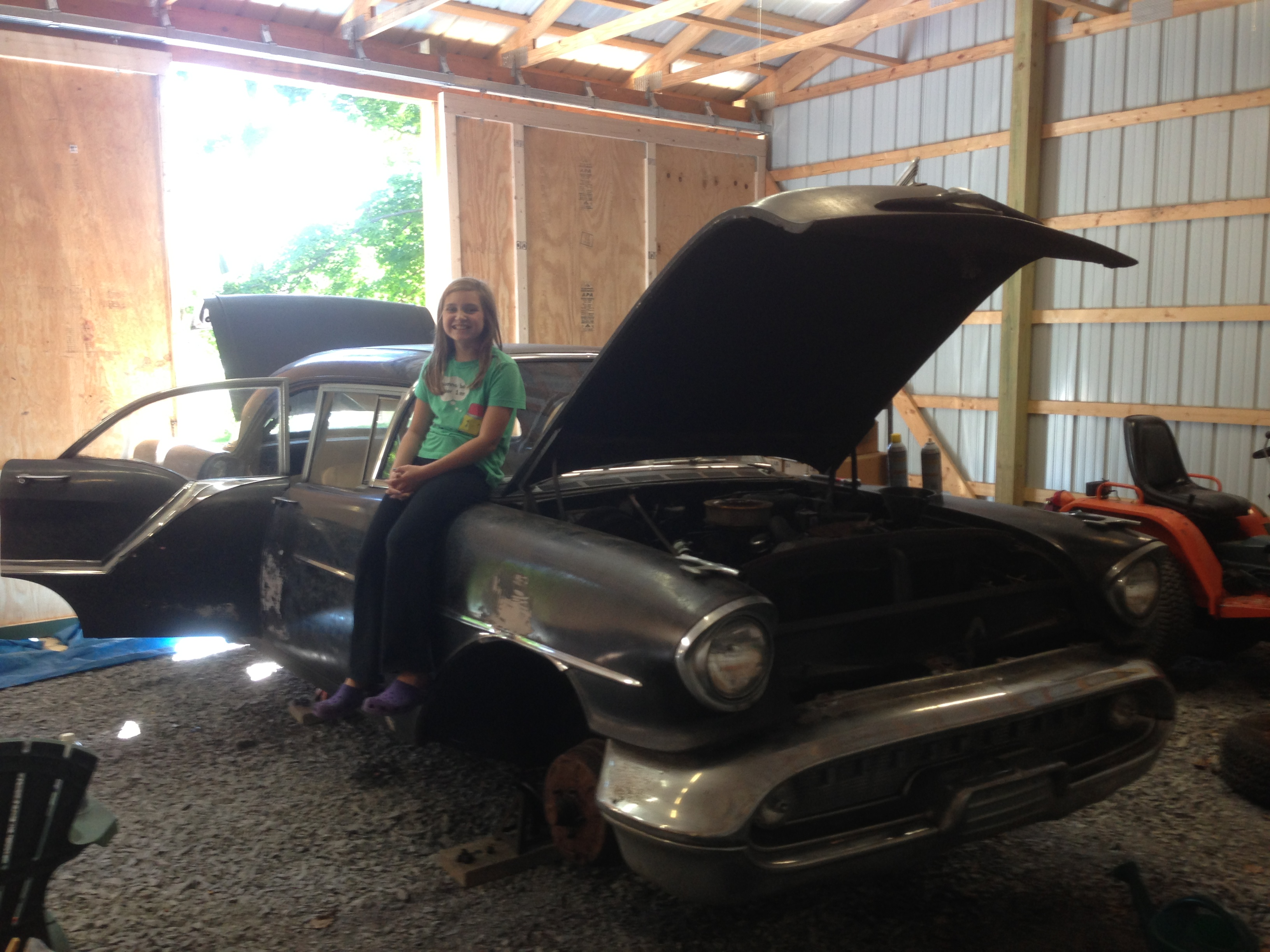 1957 Oldsmobile 88 Restoration Project